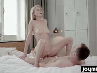 Joymii-you may cum inside blonde model Jane F